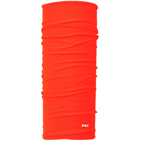 P.A.C. Original Multifunctional Scarf, neon orange